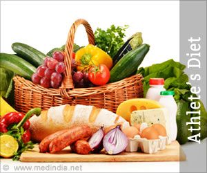 Top Athletes� Diet Plan: How Much Carbohydrate is Needed?