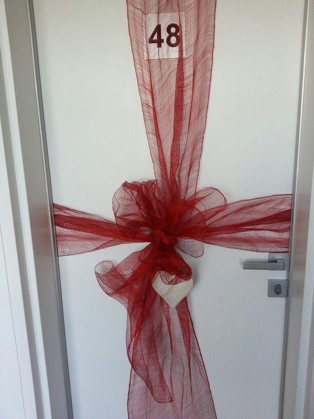 Christmas Decor for Front Door