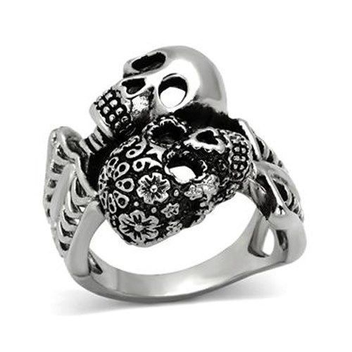 skull wedding rings 157 best images about engagement rings on 7542