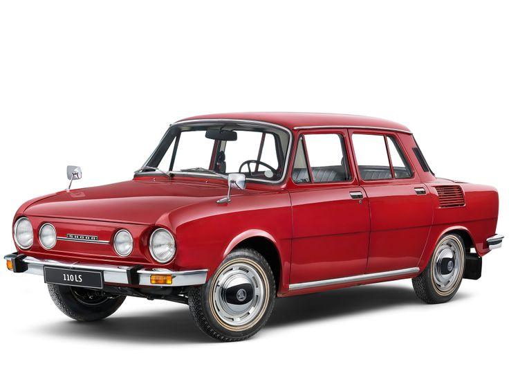 Škoda 110 LS, byl vyráběn v letech 1971 až 1976.