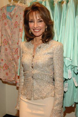 Susan Lucci at age 68! she looks great for her age... she has so much love for life, it shows in the way she carries herself. When you feel good, it will reflect and show in your fashion ways!