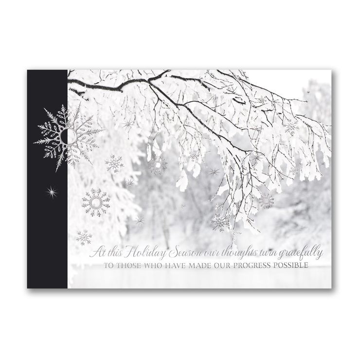 57 best Nature Christmas Cards images on Pinterest | Christmas ...