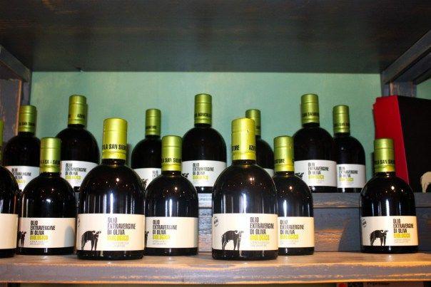 Extravergine di oliva azienda San Salvatore 1988