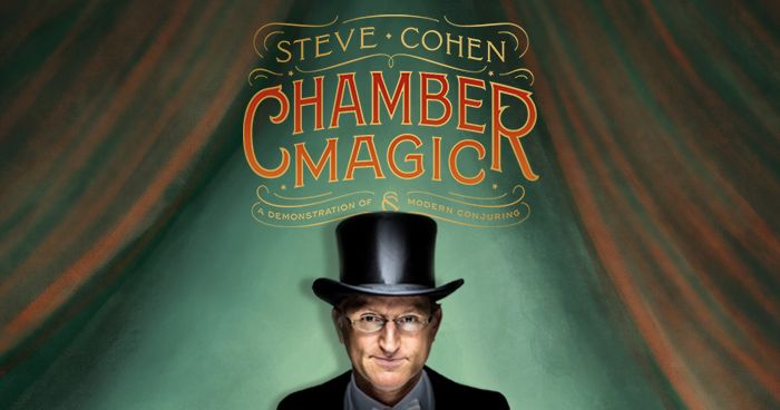 Steve Cohen's Chamber Magic At The Magnificent Waldorf Astoria Hotel, NYC