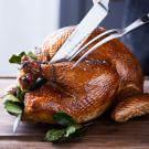 Try the Buttermilk-Brined Turkey Recipe on williams-sonoma.com/