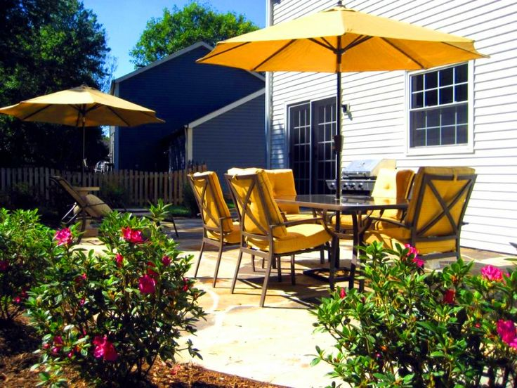 Beat The Heat With Our Patio Sun Umbrellas. What Shade Means To Patio  Umbrellas Http