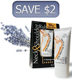 Save $2 on Tiger Balm Neck and Shoulder Rub    Get it Here: http://free4him.ca/coupons/save-on-tiger-balm/