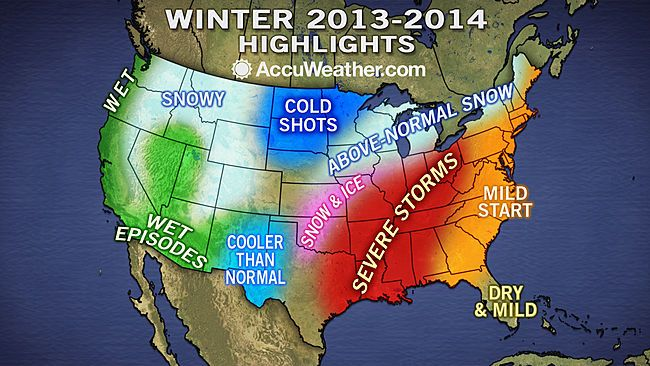 Get ready for 2013-2014 winter!