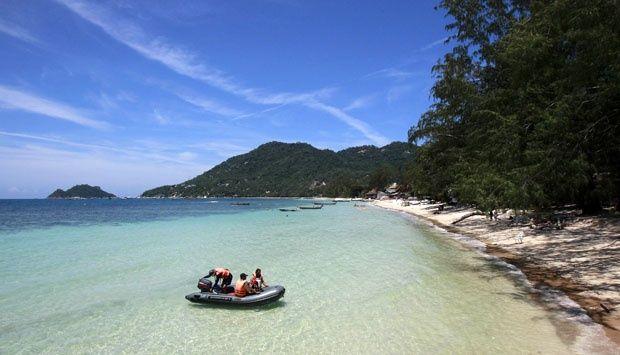 Menikmati Keindahan Pulau Terbaik di Asia