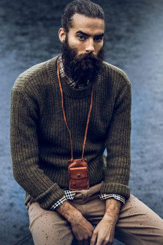 // #beards