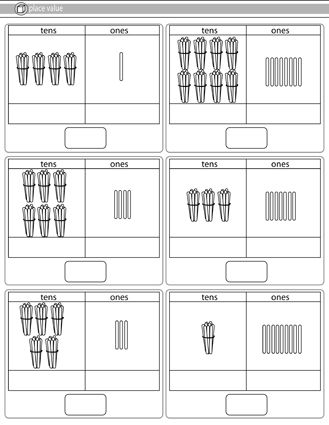 15 best images about first grade math on pinterest place value worksheets cut and paste and. Black Bedroom Furniture Sets. Home Design Ideas