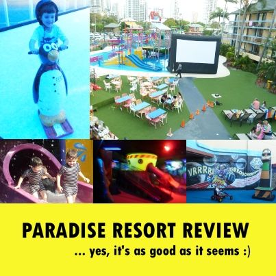 Review of Paradise Resort on the Gold Coast