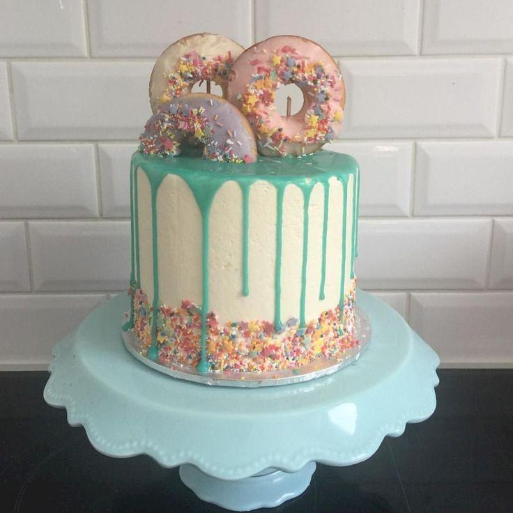 Süße Kindergeburtstagskuchen hajarfresh.com / … #birthday #birthdaycake #birthdaycak …   – Donut birthday parties