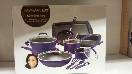 how to clean rachael ray pots and pans