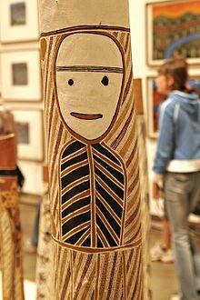 Kunst der Aborigines – Wikipedia