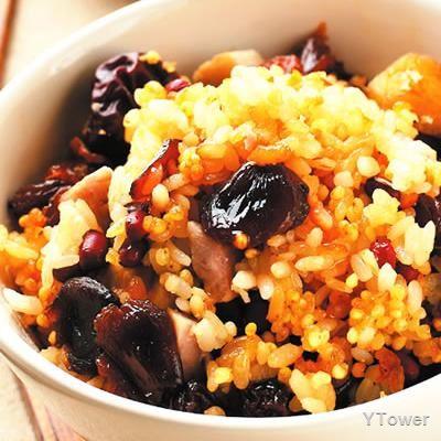 八寶養生飯食譜 - 種子核果類料理 - 楊桃美食網 專業食譜