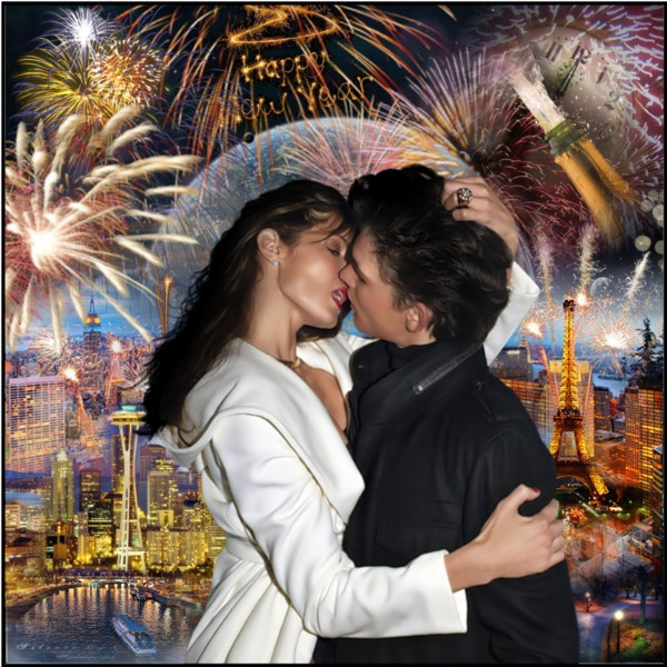 ... | Pinterest | Happy new year everyone, Polyvore and Happy new year