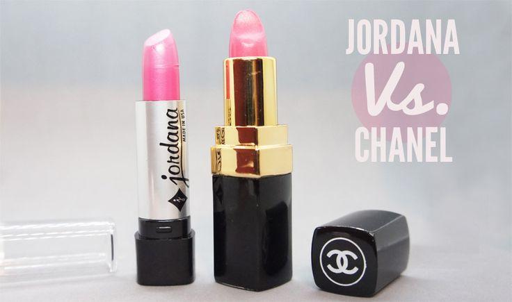 Duplicado de labial Chanel con Jordana