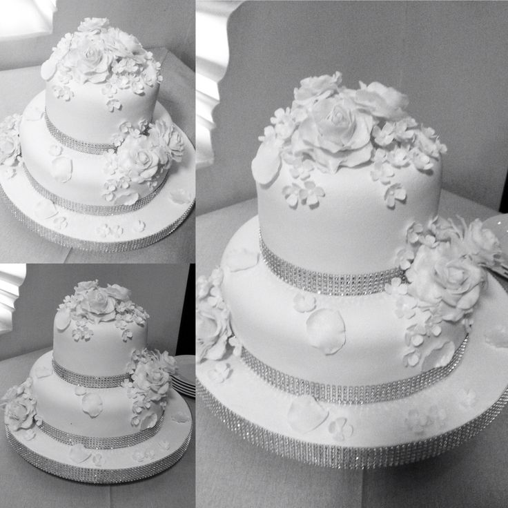Torta Matrimonio  Tata-Sabores Tortas & Postres
