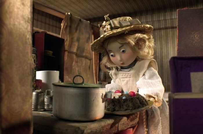 Just Released Family Film Toys In The Attic 2012