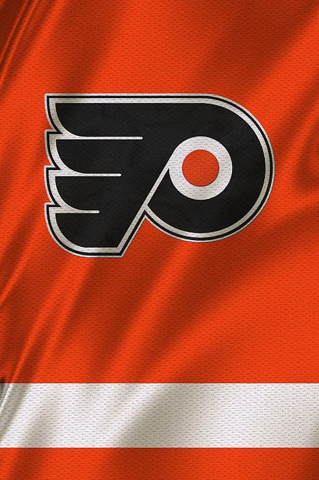 Philadelphia Flyers Print By Joe Hamilton