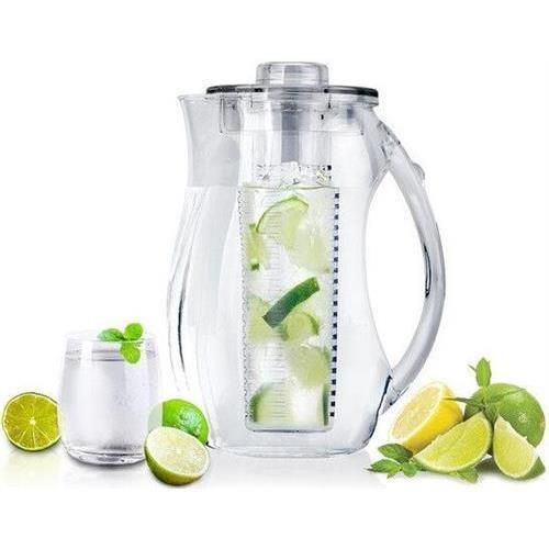 MWGEARS MWG71086 MWGEARS InFuzeH20 Fruit-Infuser Water Pitcher from mwave.com