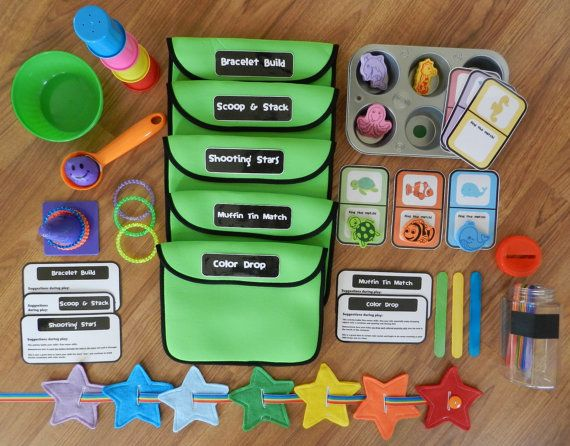 Best 25 diy gifts for 1 year old boy ideas on pinterest diy busy bag set for 1 year old toddler by appleseedsorchard on etsy negle Choice Image