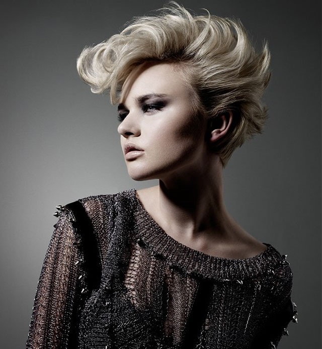 Natural Hairstyles For Short Hair with Little Girl Short Hairstyles ...