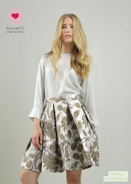 Spring Summer 2016 - summer blouse and skirt - Picasa Web Albums #lovesilk