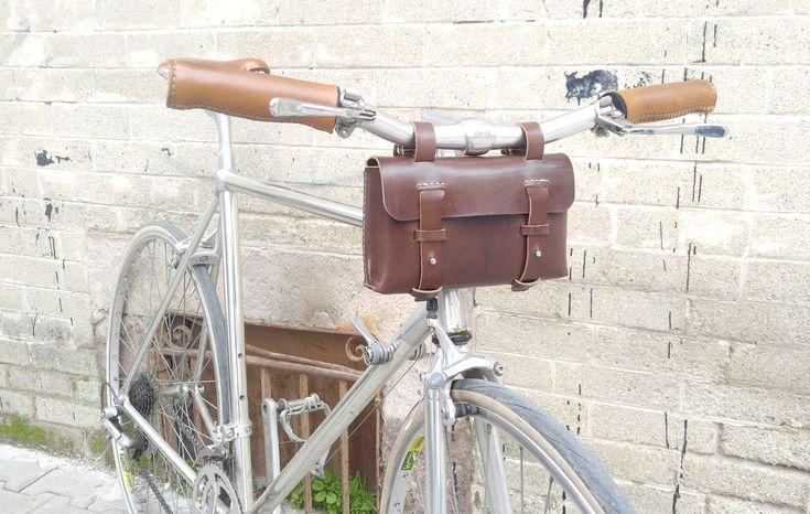 Lenkertasche Im Aktentaschenstil Bicycle Bicyclebag