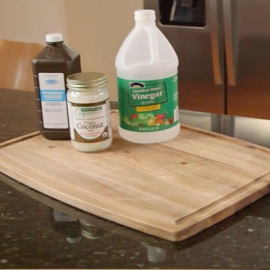 A treatment tip that will restore your faith in wood cutting boards. Put the umber back in your lumber with this helpful hack.