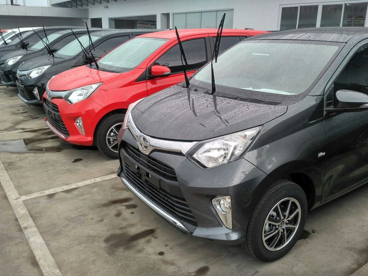 Toyota Calya 1.2L VVT-i  For further information : 0813-14761036