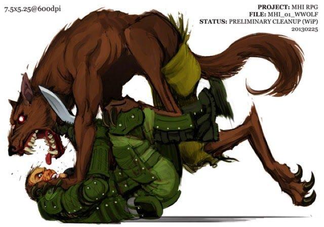 Image result for monster hunter international