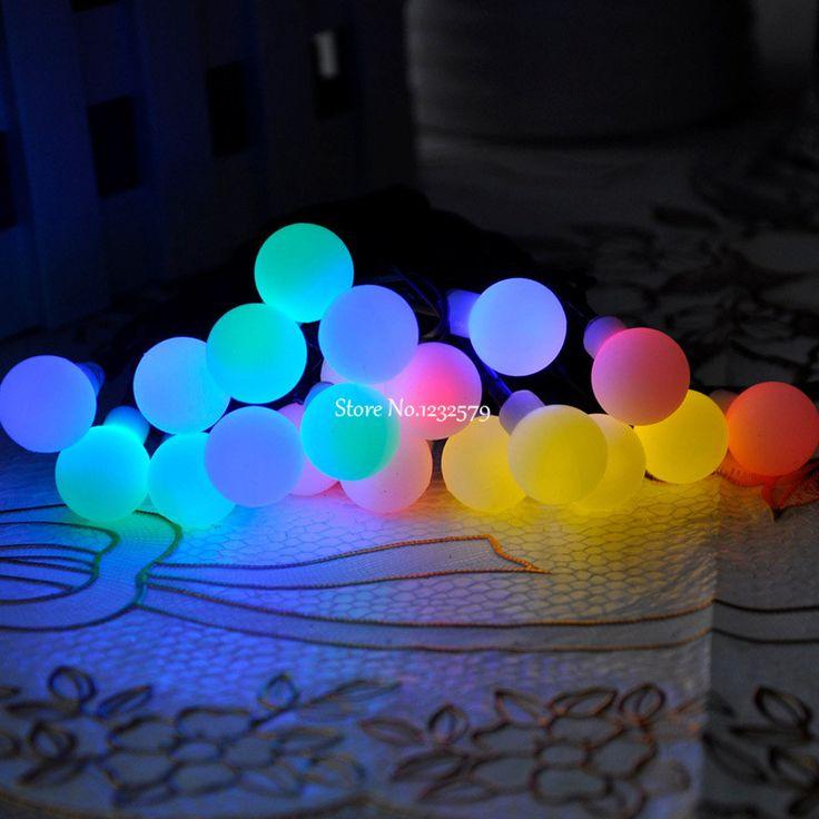 M s de 25 ideas incre bles sobre luces solares en for Luces led para decorar