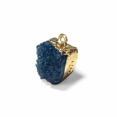 New geodes charms for necklace New collection of jewelry materials 2015