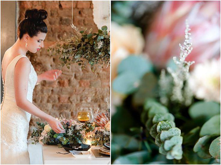 #styledshoot Die Kaapse Flora en Europese mode geïnspireerde gestileerde fotosessie | Mooi Troues