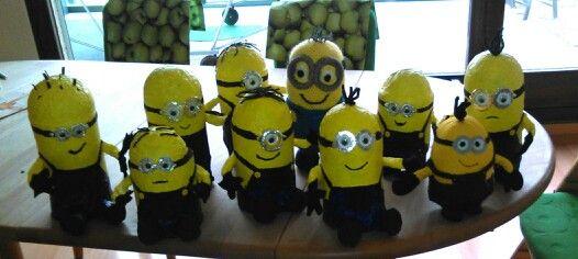 Alle meine Minions