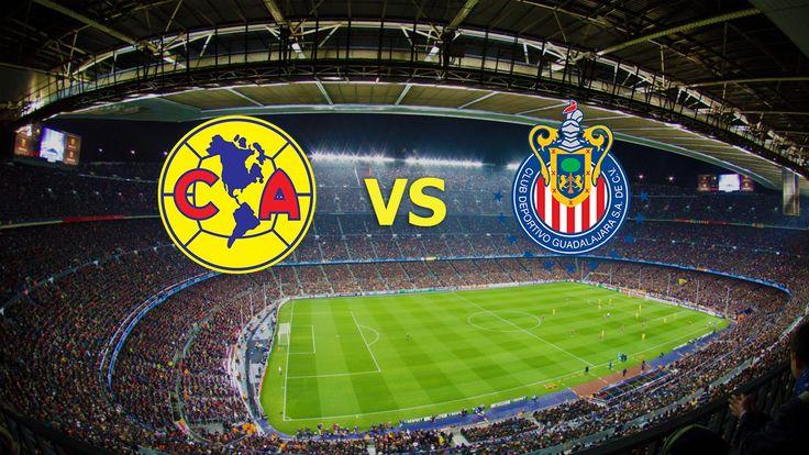 América vs Chivas EN VIVO Online Liga MX 24 de Noviembre 2016