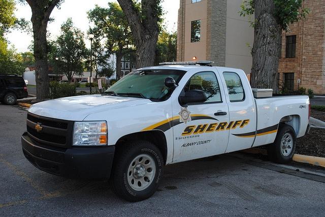 chevy police trucks - photo #9