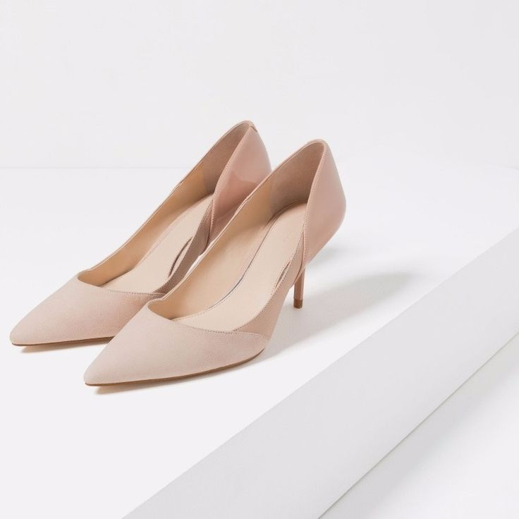 Sản phẩm của Shop dam-xinh-xinh KT58 - Giày cao gót phối liệu giá 1200000 mua hàng online tại Sendo.vn, giao hàng tận nơi, miễn phí vận chuyển, sản phẩm  chất lượng, 4088740
