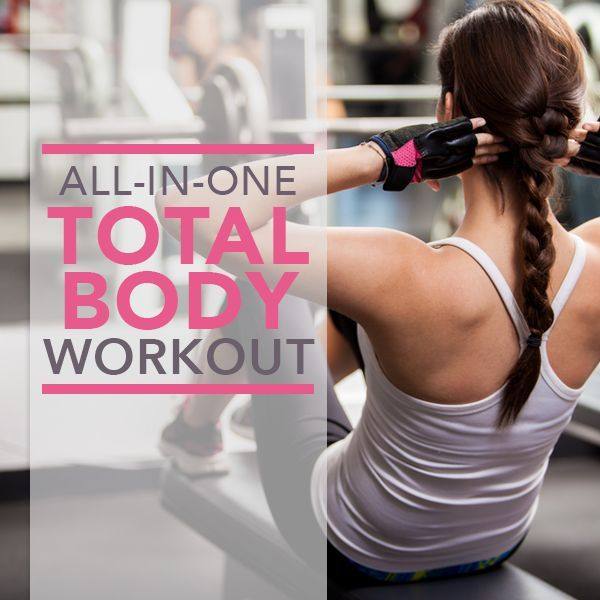 All-In-One Total Body Workout
