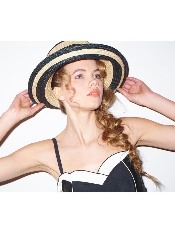 PAMEO POSE パメオポーズ 公式通販 ランウェイチャンネル80's IDOL HATの詳細情報  RUNWAY channel(ランウェイチャンネル)