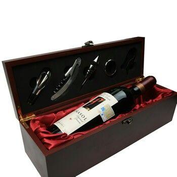 Caja para vino!!