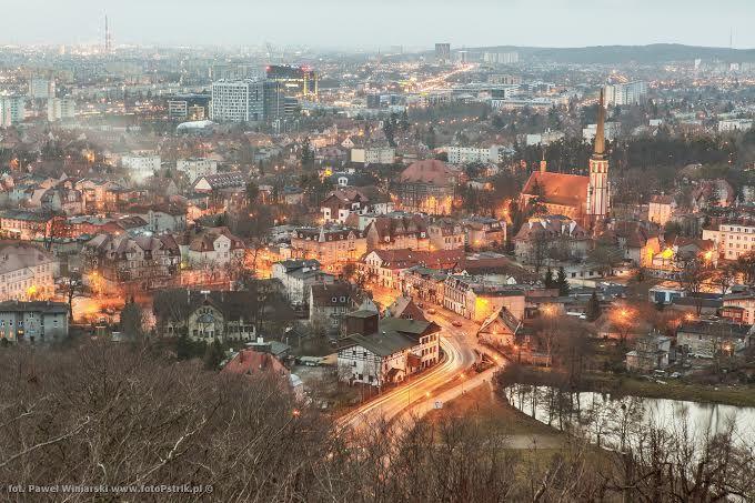 #gdansk #panorama #panoramic #panoramaGdańska #Oliwa | photo: Paweł Winiarski