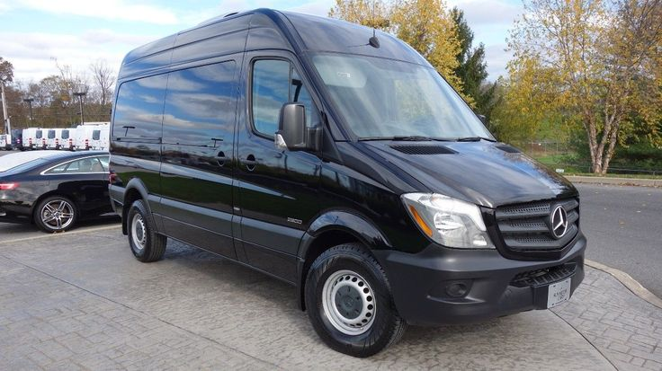 Awesome Amazing 2016 Mercedes-Benz Sprinter 2500 M2PV144 2016 Mercedes-Benz Sprinter 2500 M2PV144 Passenger Van High Roof 2017 2018