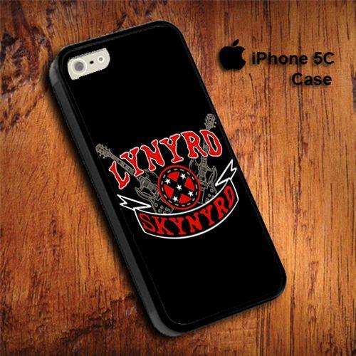 Lynyrd-skynyrd-logo-band-rock-iphone-5c-case