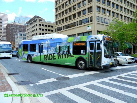 MTA Maryland bus service - Wikipedia