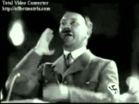 Hitler song parody (Live is life)
