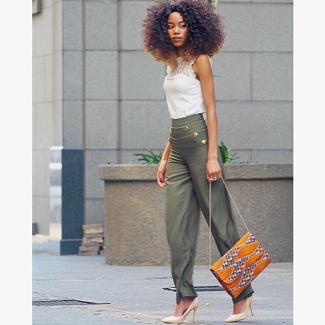 Culottes Palazzo Pants Outfits Olive Trends Streetstyle