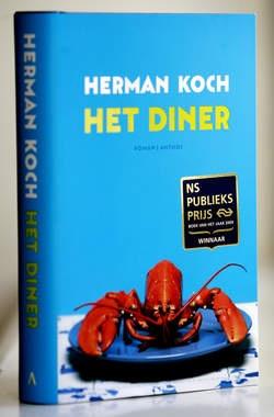 Herman Koch - Het diner +/+